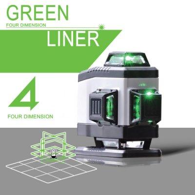 4D Green Liner zöld szintező lézer   4D