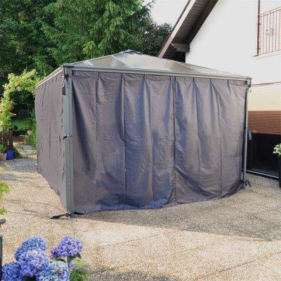PALERMO 3000/3600 árnyékoló  kerti pavilonhoz   PALRAM 703319