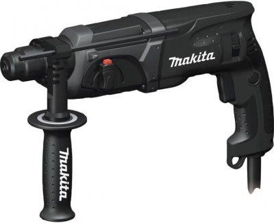 MAKITA HR2470BX40 SDS-Plus fúrókalapács, vésőkalapács + sds-plus adapter ( Metabo 626724000 )     MAKITA HR2470BX40