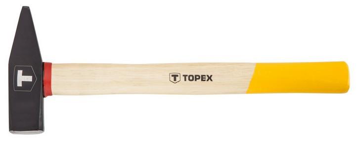 Kalapács 80 dkg, fanyelû | TOPEX 02A408