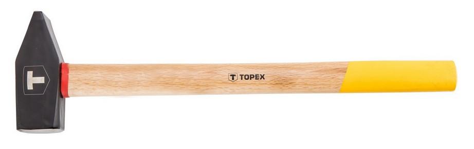 Kalapács 3 kg, fanyelû | TOPEX 02A530