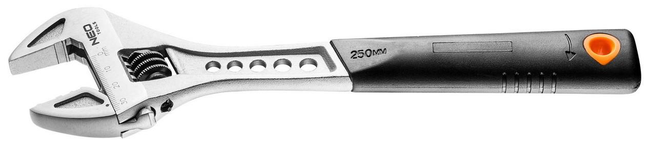 Állítható csavarkulcs 0 mm - 32,8/250 mm   NEO 03-012