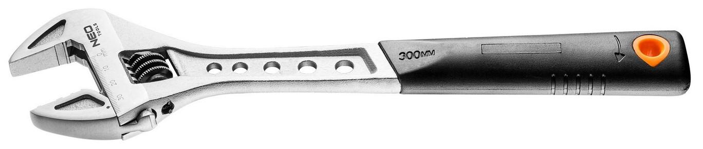 Állítható csavarkulcs 0 mm - 38/300 mm   NEO 03-013