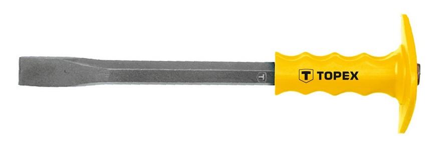 Laposvésõ 300 mm x 16 mm kézvédõvel | TOPEX 03A136