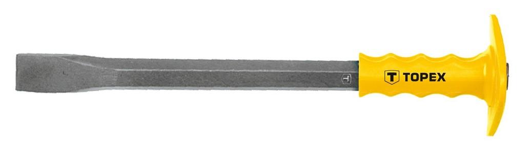 Laposvésõ 400 mm x 19 mm kézvédõvel | TOPEX 03A149