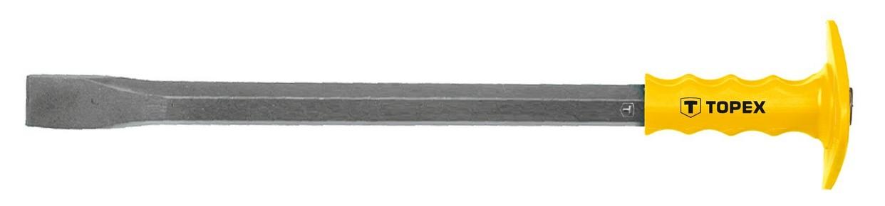 Laposvésõ 500 mm x 19 mm kézvédõvel | TOPEX 03A159