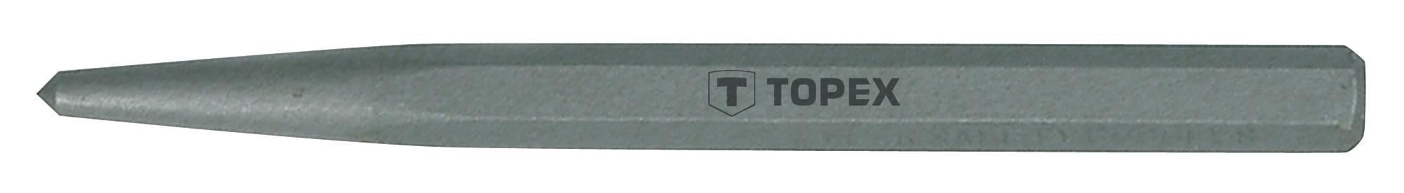 Pontozó 12,7 mm x 152 mm | TOPEX 03A445