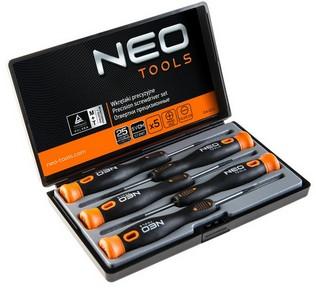 Mûszerész csavarhúzó készlet 5 részes | NEO 04-225