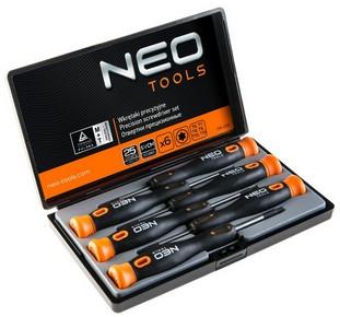 Mûszerész csavarhúzó készlet 6 részes | NEO 04-226