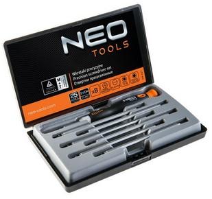Műszerész csavarhúzó készlet 14 részes | NEO 04-227
