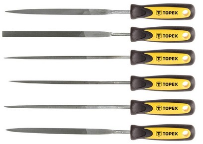 Tûreszelõ készlet 6 részes | TOPEX 06A010