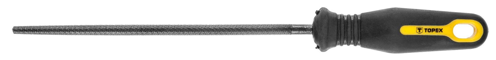 Fémreszelõ 200 mm / 2 mm kerek | TOPEX 06A723