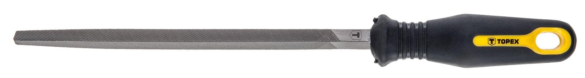 Fémreszelõ 200 mm / 2 mm háromszög | TOPEX 06A725