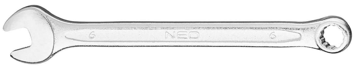 Csillag-villáskulcs 6 mm   NEO 09-706