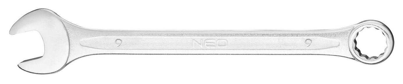 Csillag-villáskulcs 9 mm   NEO 09-709