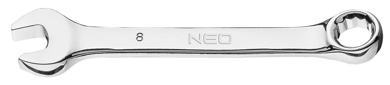 Csillag-villáskulcs 8 mm törpe   NEO 09-760