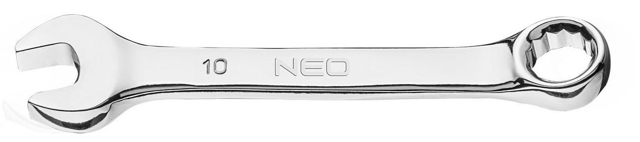 Csillag-villáskulcs 10 mm törpe   NEO 09-762