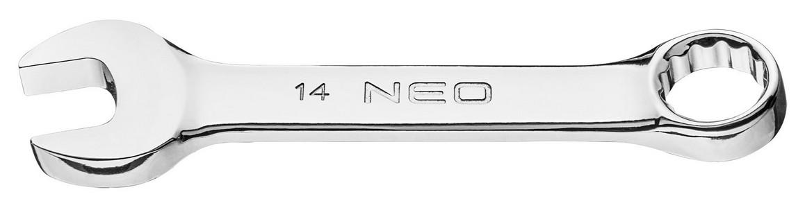 Csillag-villáskulcs 14 mm törpe   NEO 09-766