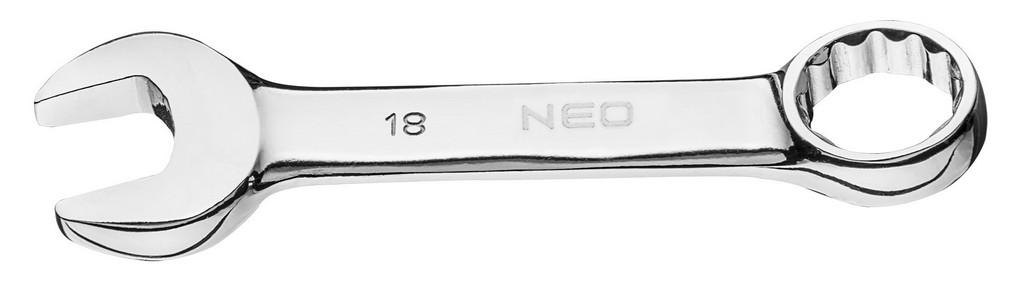 Csillag-villáskulcs 18 mm törpe   NEO 09-770
