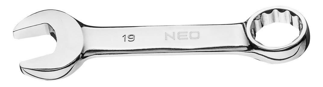 Csillag-villáskulcs 19 mm törpe   NEO 09-771