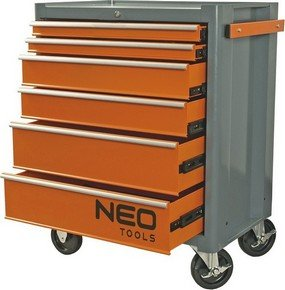Szerszámos szekrény 134 szerszámmal | NEO 84-202