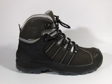 NOMAD S3 SRC black bakancs