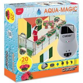 AQUA-MAGIC SYSTEM napelemes öntöző automata | CLABER 8063