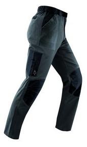 Munkavédelmi nadrág TENERE szürke/fekete XXXL-es | KAPRIOL31124