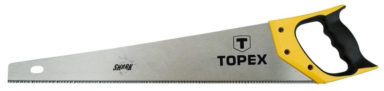 Rókafarkú fûrész 500 mm tpi | TOPEX 10A452