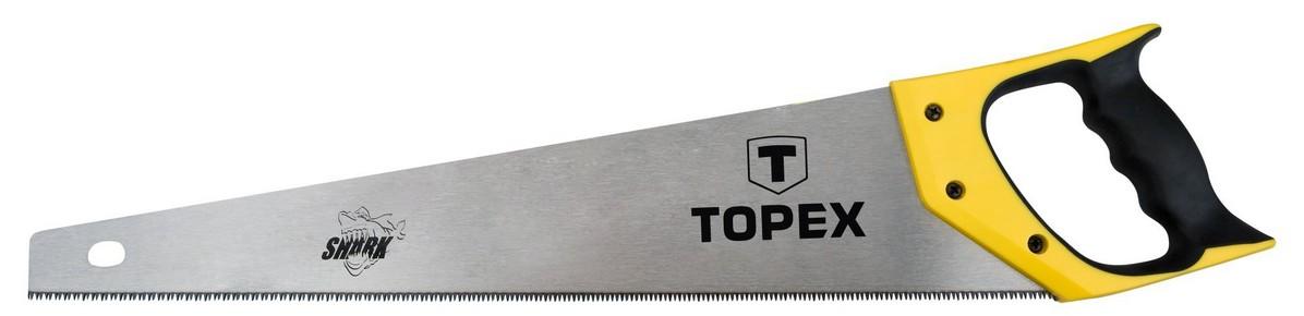 Rókafarkú fûrész 560 mm tpi | TOPEX 10A453
