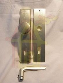 Kilincs gombos F2 90 erõsített
