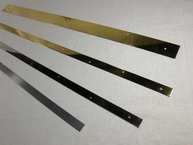 Küszöbsín réz  40 mm x 1300 mm