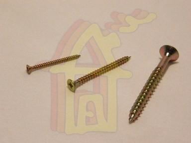 Forgácslapcsavar 4,0 mm x 50 mm DIN 7505