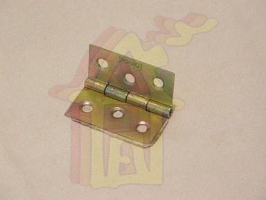 Zsanér 40 mm erõs, normál, sárgított | 3200541