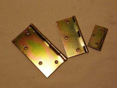 Zsanér 50 mm erõs, normál, sárgított | 3200551
