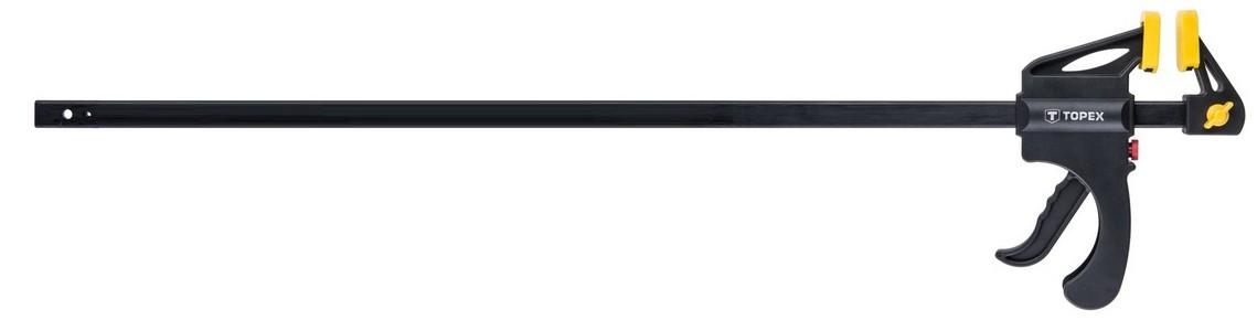 Pisztolyos szorító 750 mm x 60 mm | TOPEX 12A575