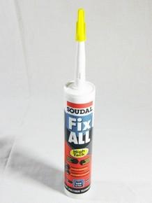 Ragasztó fix-all high tack 290 ml fehér   SOUDAL