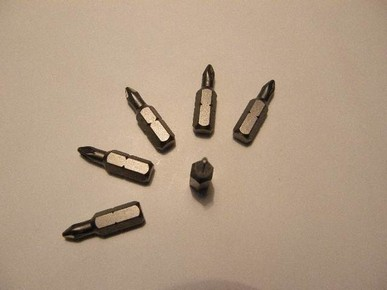Bit fej, behajtó tüske PZ1 50 mm   FELO/STANLEY 1-68-930