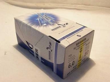 Forgácslapcsavar 5,0 mm x 45 mm részmenetes | REISSER