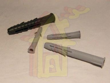 Mûanyag dûbel 6 mm x 30 mm   FIX-K-06