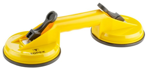 Üvegtábla emelõ 80 kg, dupla | TOPEX 14A780