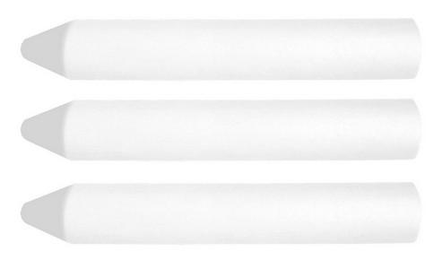 Zsírkréta 3 db, fehér | TOPEX 14A950