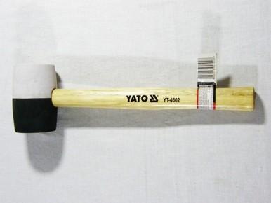 Gumikalapács 37 dkg burkoló | YATO YT-4602