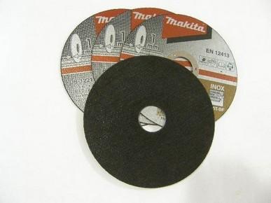 Vágókorong, vágótárcsa 125 mm x 1 mm Inox | MAKITA B-12239 / 53045