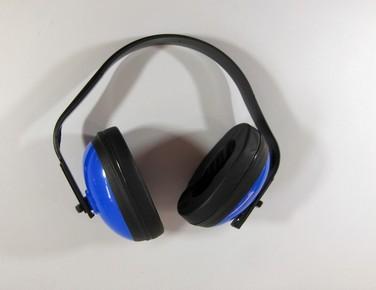 Fülvédő  Max 300 kék | 31030