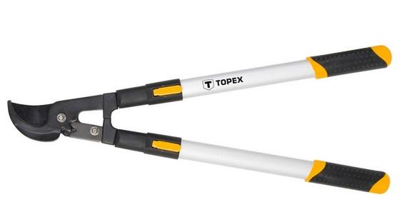 Ágvágó olló 30 mm áttételes, teleszkópos | TOPEX 15A253