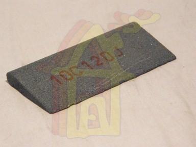 Élezőkő, fenőkő idom 100 mm x 45 mm x 10 mm P204 10C | 33060002