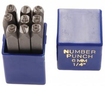 Számbeütő 6 mm | SEN-560-1600K