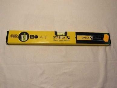STABILA alumínium vízmérték 70-es típus 180 cm   STABILA 02291