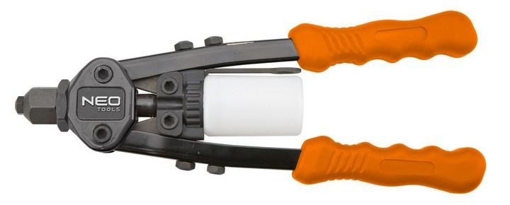 Popszegecshúzó 2,4 mm - 4,8 mm | NEO 18-107